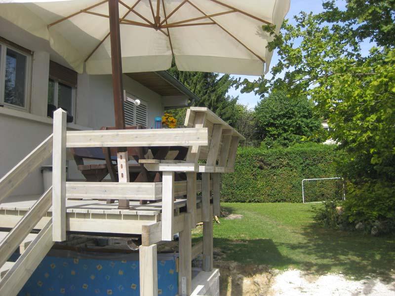 Avant apres terrasse ba bois dijon ahuy for Garde meuble dijon