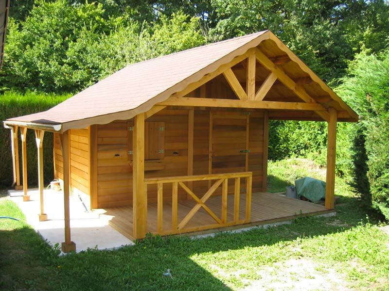 Dalle Abri De Jardin Treillis ~ Idées de Design Maison et Idées de ...